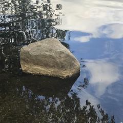 Haller Lake rock spirit