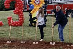 Fire Station 13 Groundbreaking