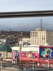 view from the big wheel
