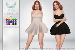 [Ari-Pari] Alina Mini Dress