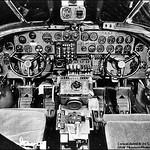 B24 Liberator cockpit