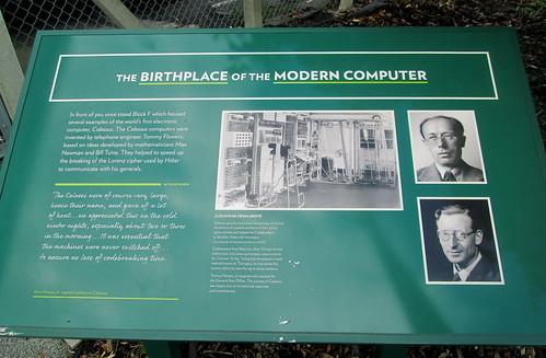 Colossus Information Board