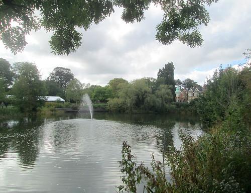 Lake, Bletchley Park