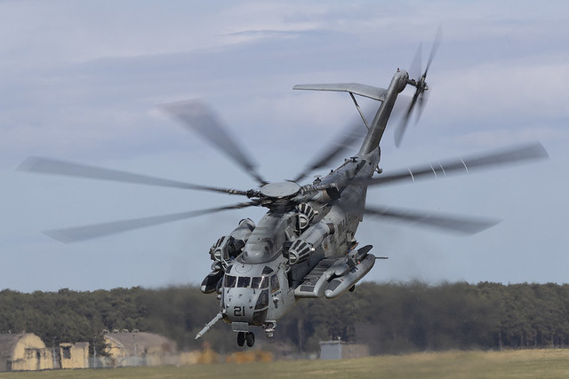 162001/YS-21 CH-53E US Marine Corps/VMM-162
