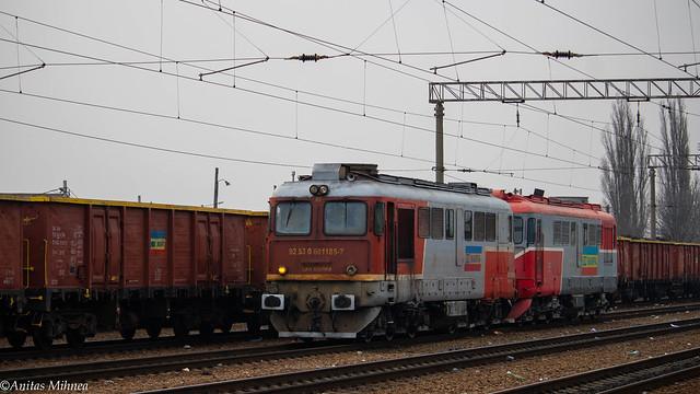 DA 1185 & DA 298 / CFR Marfa