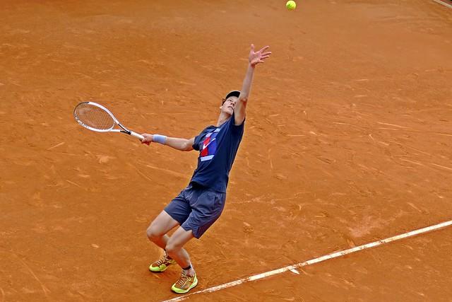 Jannik Sinner, extraordinario tenista italiano