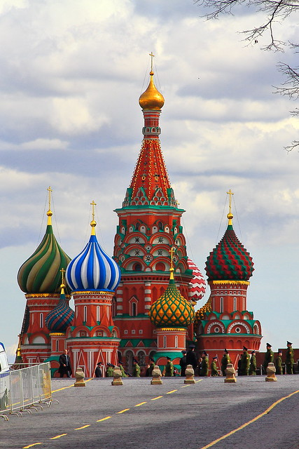 IMG_7948_2 - Moscow. St. Basil's Cathedral.