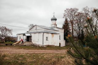 08.05.2021   Литургия в деревне Захарьино