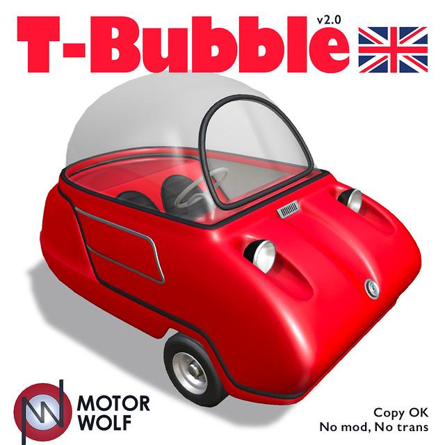 [NY] T-Bubble