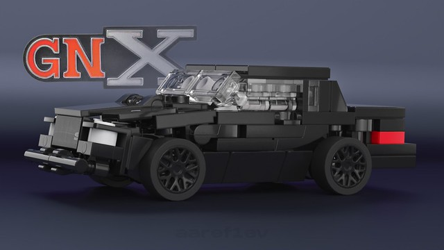 '87 Buick Grand National (GNX)