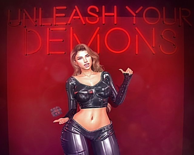 Unleash Your Demons