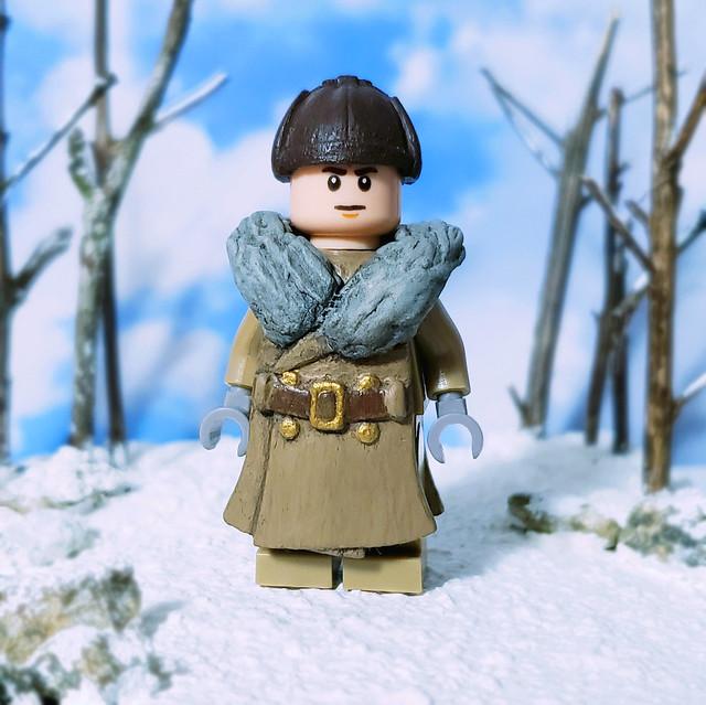 Infantryman, Polar Bear Expedition