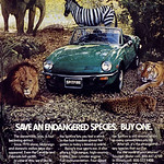 Sat, 2021-05-08 11:11 - The Triumph Spitfire soft top for the 1977 American market.