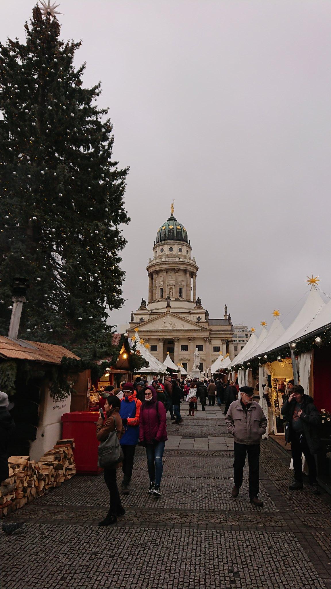 美丽的Gendarmenmarkt