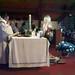 Messe de communion au Bon Pasteur, Saint-Pierre