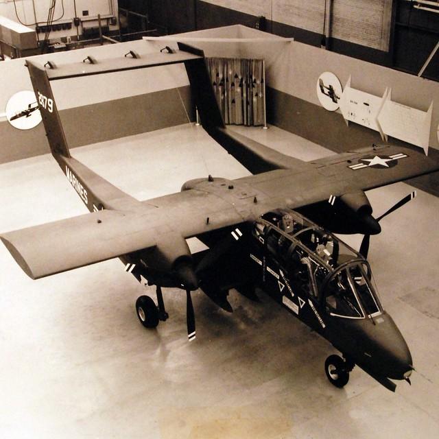 OV-10 Mockup