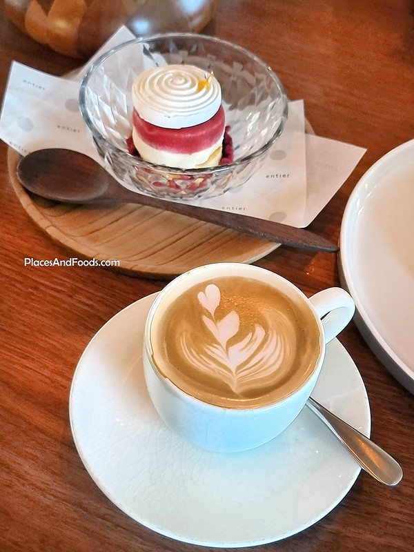 entier french dining coffee