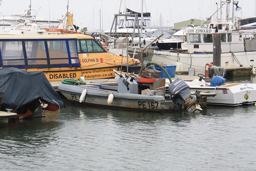 Fishing Boat PE167 SUE
