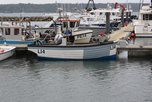 Fishing Boat LI4 LAZY SUNRISE