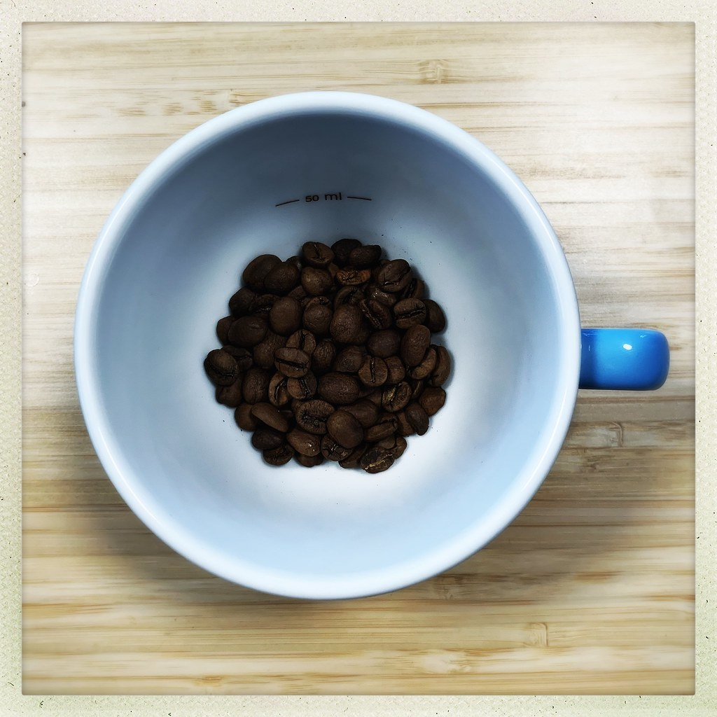 Coffee Chronicles 008 - Beans