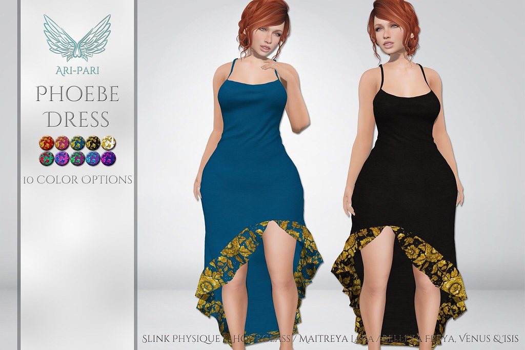 [Ari-Pari] Phoebe Dress