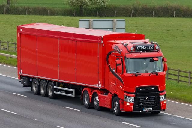 O'Harte Transport Renault 192-MN-292