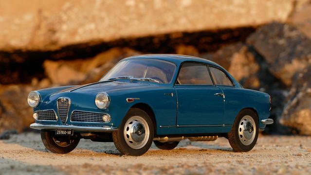 1:18 La Miniminiera - Alfa Romeo Giulietta Sprint