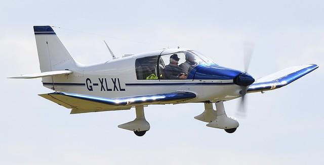 Robin DR-400-160 Chevalier G-XLXL