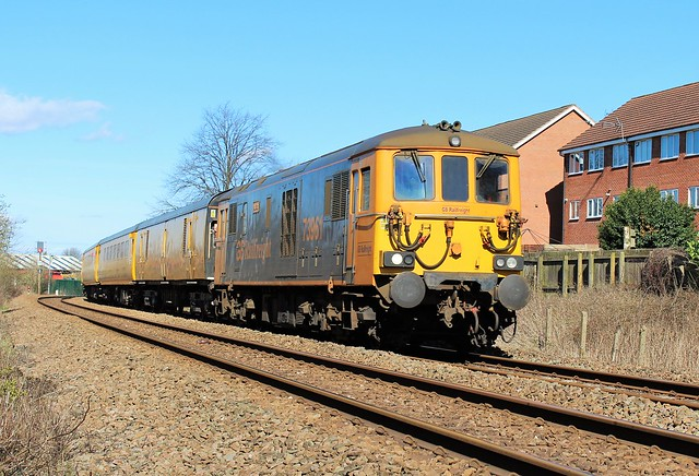 GBRF 73961 - Sutton Junction