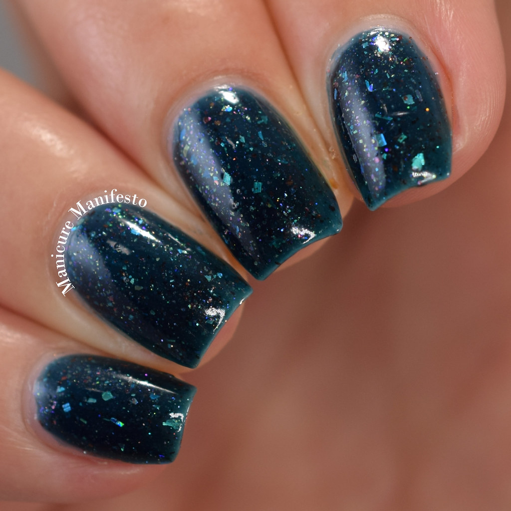 Lucky 13 Lacquer Geek & Lacquer Review