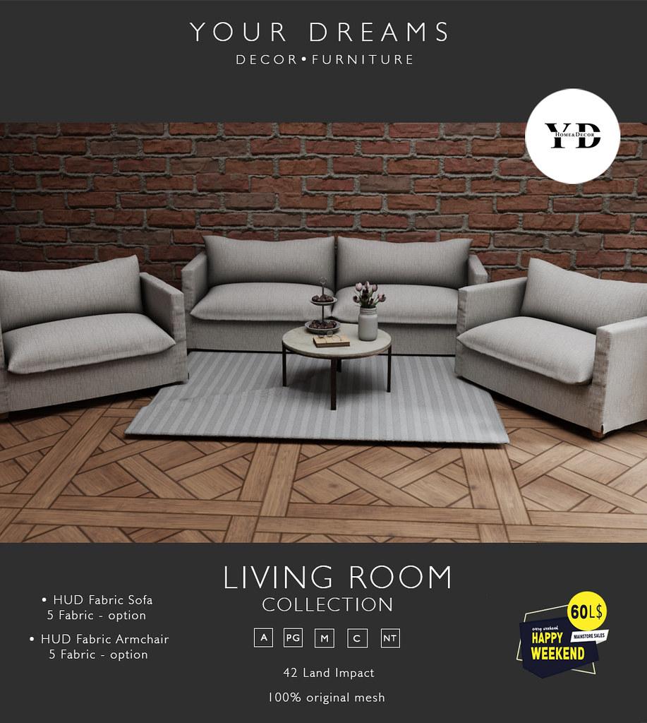 {YD}  Living Room