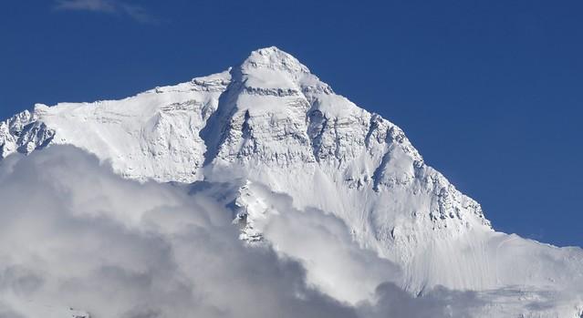 Mount Everest, Tibet 2019