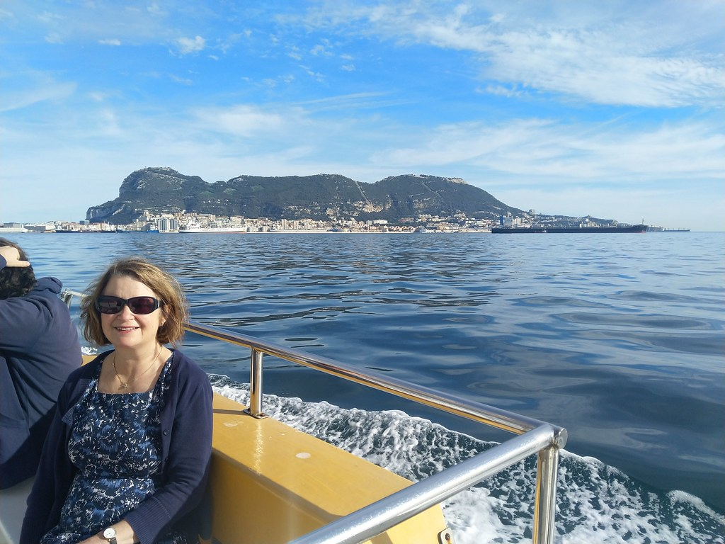 Dolphin Watching, Gibraltar