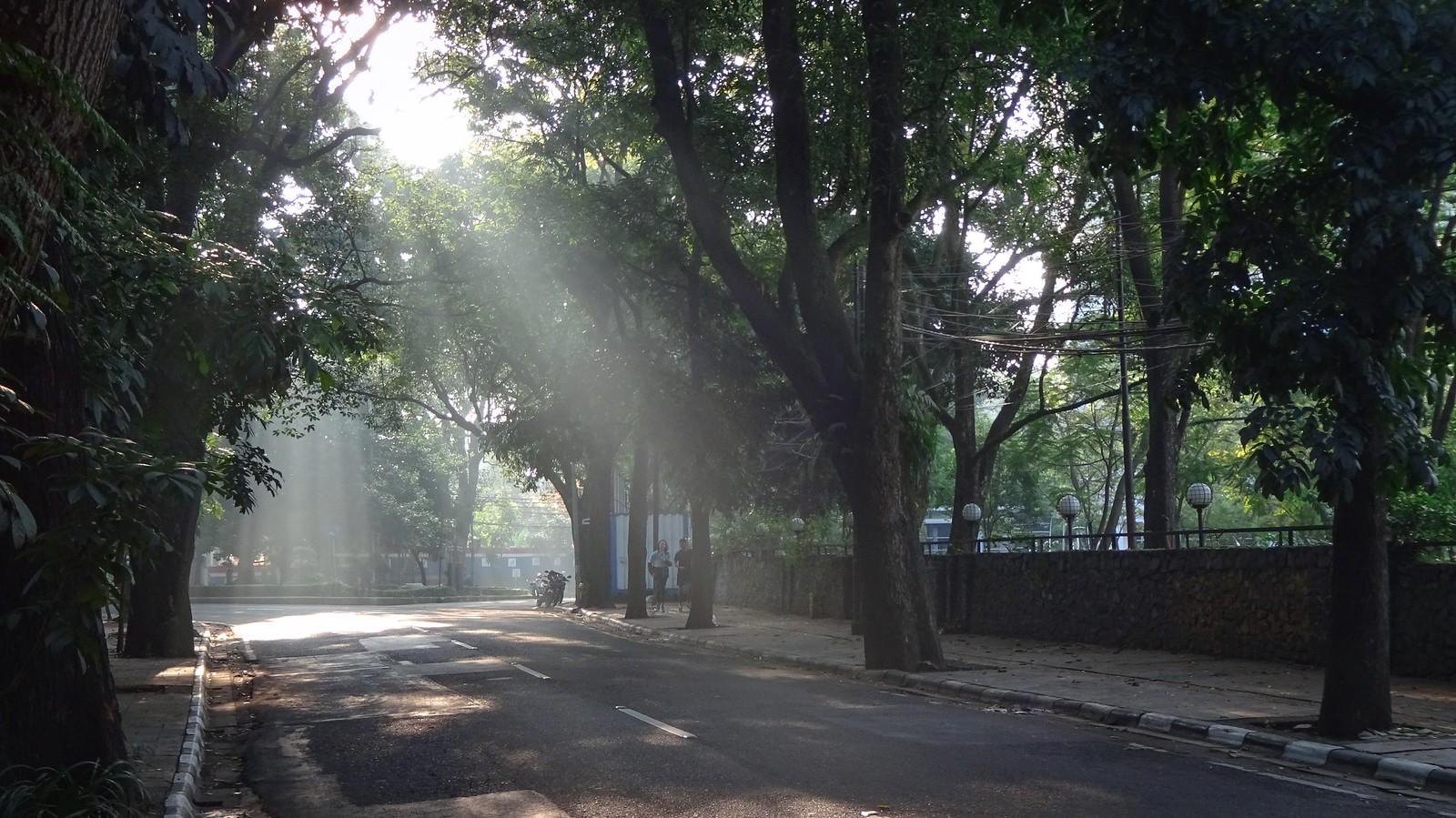 2021 Ramadan Morning City Strolls