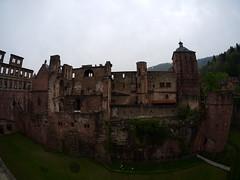 Schlosshof Heidelberg -wide-