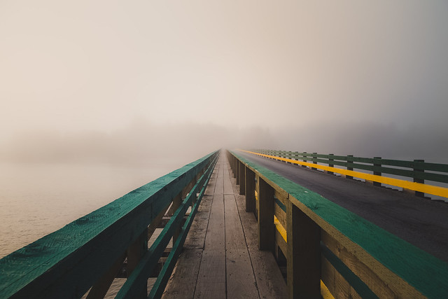 Into the Misty Void, Port Renfrew