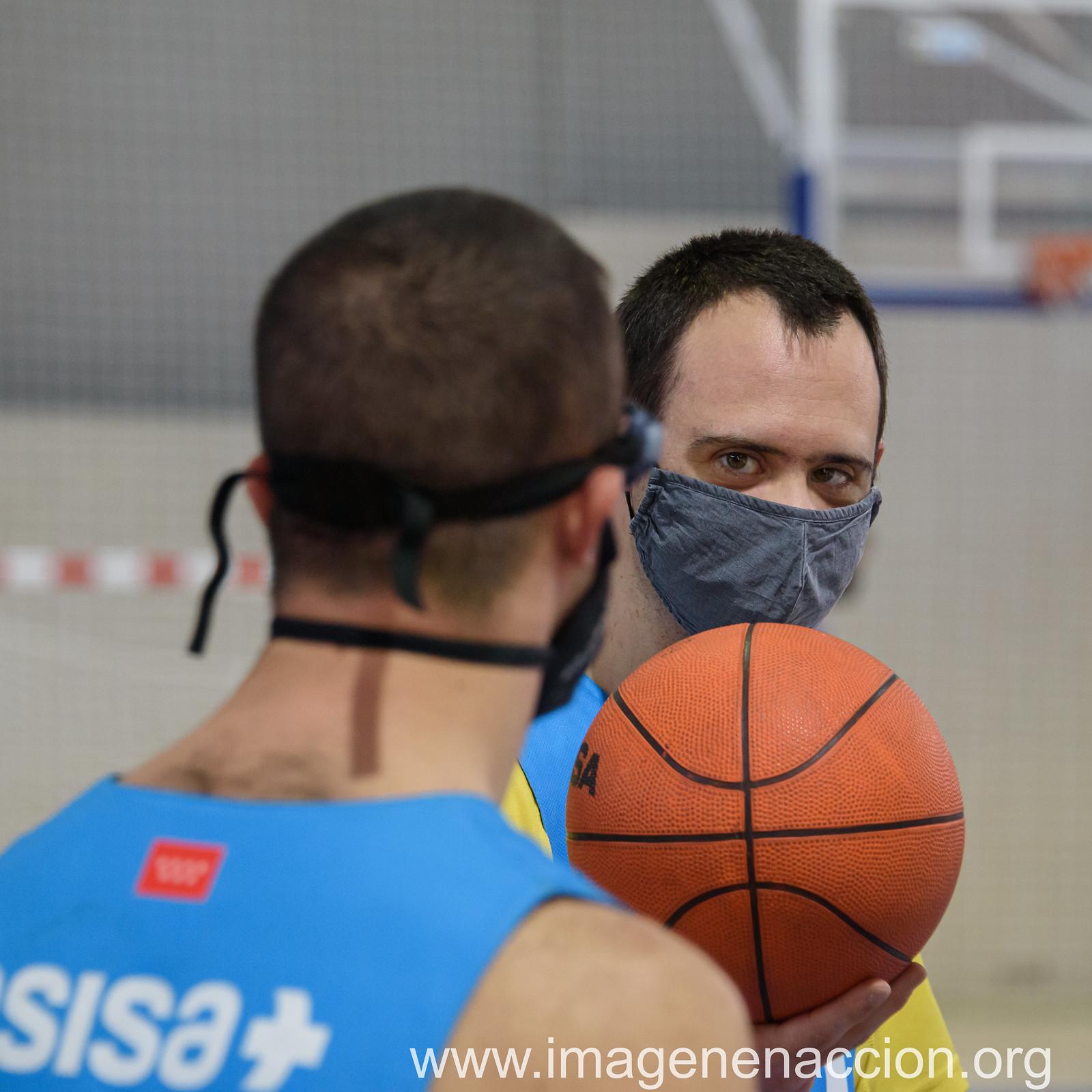 DOWN MADRID Baloncesto Estudiantes