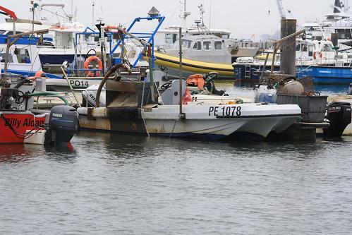 Fishing Boat PE1078 JAMIE LOUISE