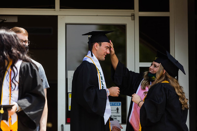 2021 Spring Commencement: 1pm Ceremony | 5/8/21