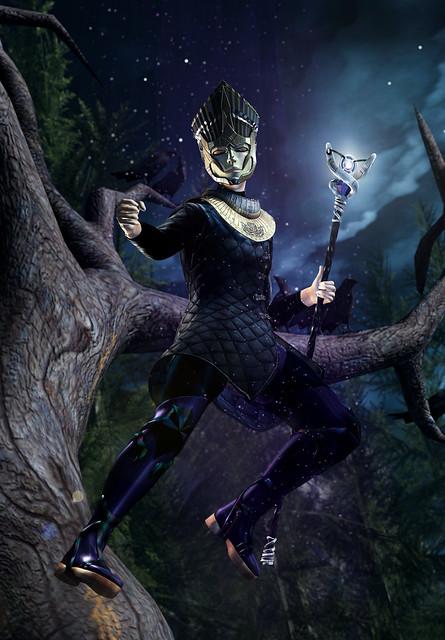 Neo Chronicles of Adair: Kratz's Wild Night (Valhalla)