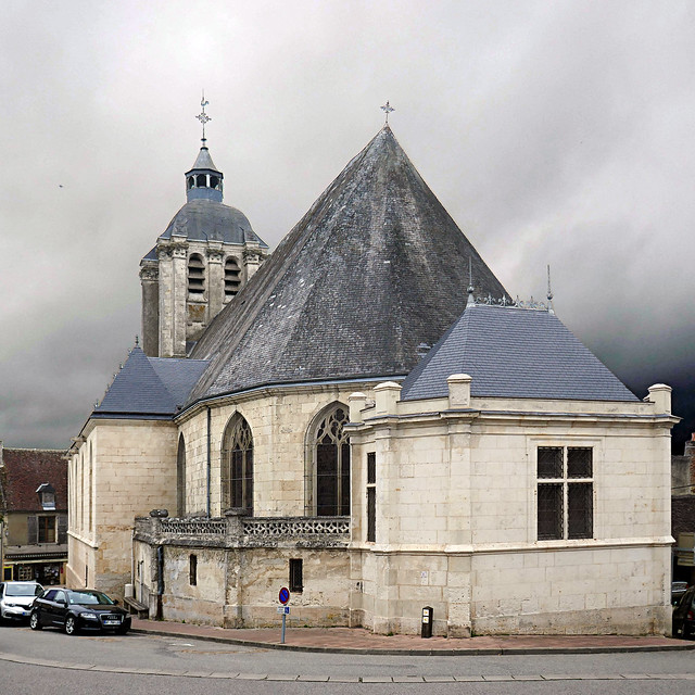 Bellême, Orne, France
