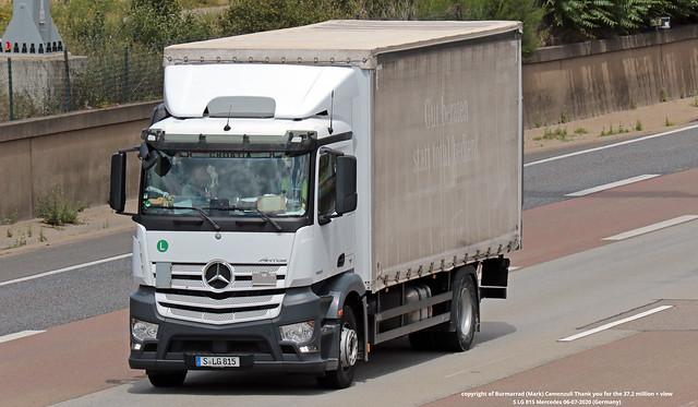 S LG 815 Mercedes 06-07-2020 (Germany)