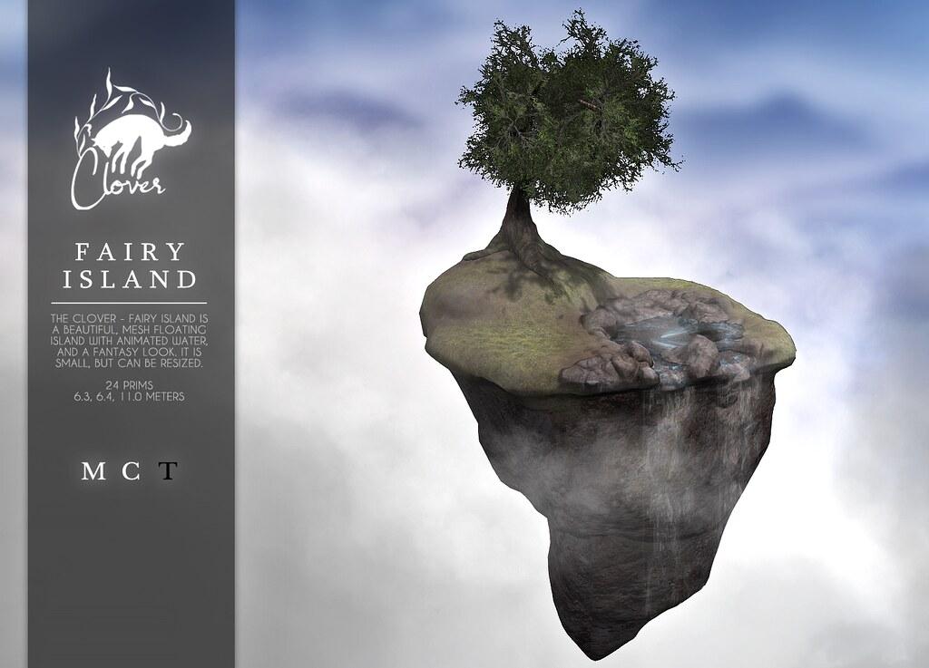 Clover – Fairy Island