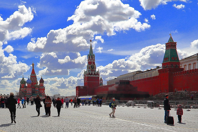 IMG_7620_2 - Moscow. Clouds over Red Square