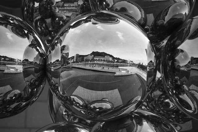 Bilbao en una burbuja