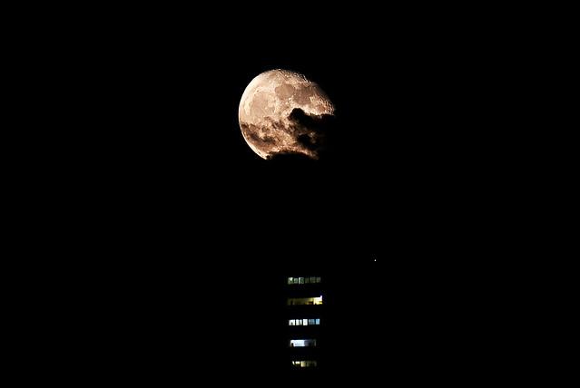 Il Lupo sulla Luna