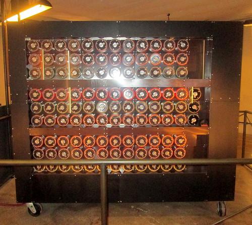 Bombe, Bletchley Park