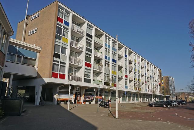 Lodewijk van Deysselstraat - Amsterdam (Netherlands)