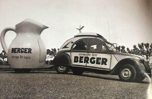 Citroën 2 CV Berger