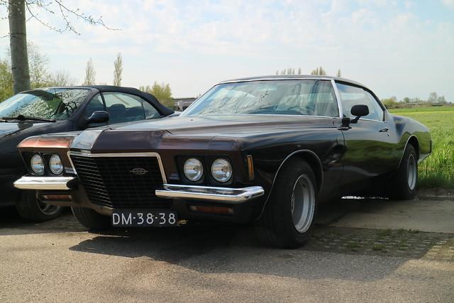 1971 Buick Riviera DM-38-38